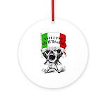Vittorie dell'Italia Ornament (Round)