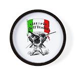 Vittorie dell'Italia Wall Clock