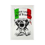 Vittorie dell'Italia Rectangle Magnet
