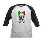 Vittorie dell'Italia Kids Baseball Jersey