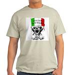 Vittorie dell'Italia Ash Grey T-Shirt