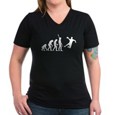 Evolution Handballer B 2c black.png Shirt