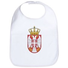 Serbia Lesser Coat Of Arms Bib