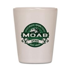 Moab Forest Shot Glass