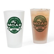 Moab Forest Drinking Glass