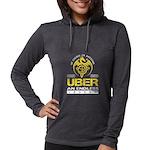 NLOP.com Women's Plus Size Scoop Neck Dark T-Shirt