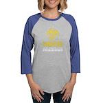 NLOP.com Women's V-Neck Dark T-Shirt