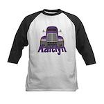 Trucker Kaitlyn Kids Baseball Jersey