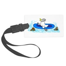 Rafting Luggage Tag