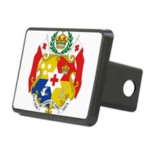 Tonga Coat Of Arms Hitch Cover
