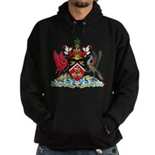 Trinidad and Tobago Coat Of Arms Hoodie