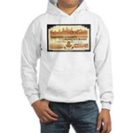Cambodia Grand Hotel Hooded Sweatshirt