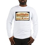 Cambodia Grand Hotel Long Sleeve T-Shirt