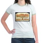 Cambodia Grand Hotel Jr. Ringer T-Shirt