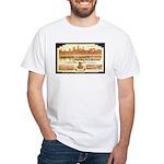 Cambodia Grand Hotel White T-Shirt