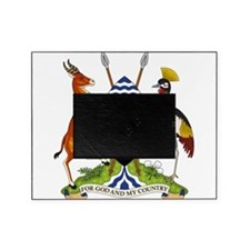Uganda Coat Of Arms Picture Frame
