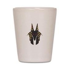 Anubis Shot Glass