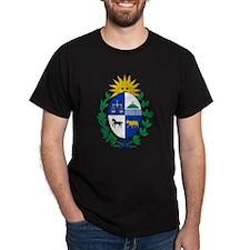 Uruguay Coat Of Arms T-Shirt