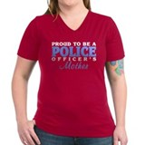Unique Cop girlfriend Shirt