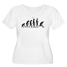 Evolution Herren Hockey 2c.png T-Shirt