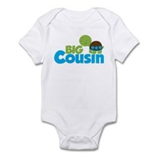 Boy Turtle Big Cousin Infant Bodysuit