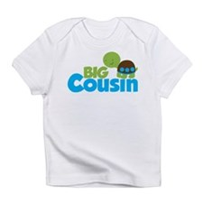 Boy Turtle Big Cousin Infant T-Shirt