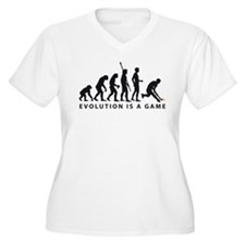 Evolution Herren Hockey B 2c.png T-Shirt