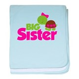 Big sister Baby Blankets