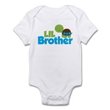 Boy Turtle Little Brother Onesie