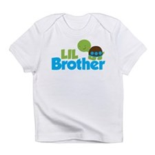 Boy Turtle Little Brother Infant T-Shirt