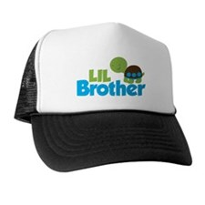 Boy Turtle Little Brother Trucker Hat