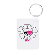 Pirate Nurse Keychains