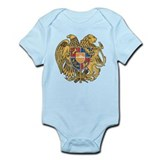 Armenia Coat Of Arms Infant Bodysuit