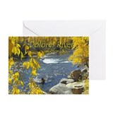 Dolores River Autumn Cards (Pk of 20)