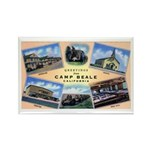 Camp Beale California Rectangle Magnet (10 pack)