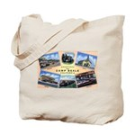 Camp Beale California Tote Bag