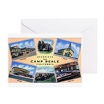 Camp Beale California Greeting Cards (Pk of 10