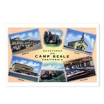 Camp Beale California Postcards (Package of 8)