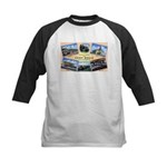 Camp Beale California Kids Baseball Jersey