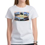 Camp Beale California (Front) Women's T-Shirt