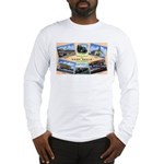 Camp Beale California (Front) Long Sleeve T-Shirt