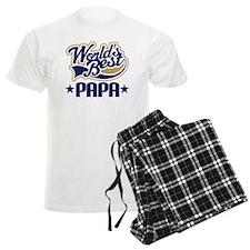 Papa (Worlds Best) pajamas