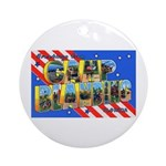 Camp Blanding Florida Ornament (Round)