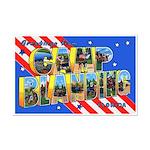 Camp Blanding Florida Mini Poster Print