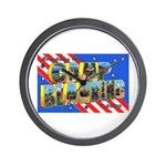 Camp Blanding Florida Wall Clock