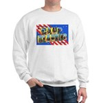 Camp Blanding Florida (Front) Sweatshirt