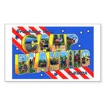 Camp Blanding Florida Rectangle Sticker