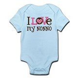 I Love Nonno Infant Bodysuit