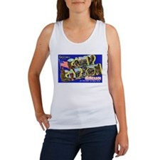 Camp Carson Colorado Women's Tank Top