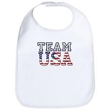 Team USA Romney Jersey Bib